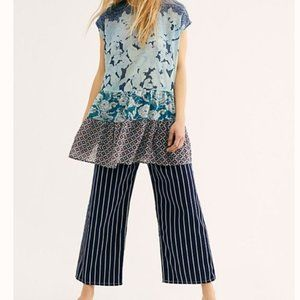 Free People Floral Gotta Have You Tunic Dress New